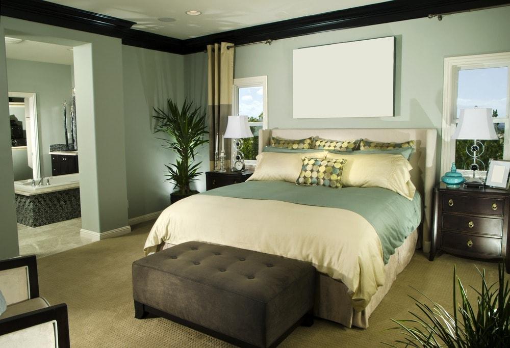 بالصور حمامات داخل غرف النوم , ديكور لغرف النوم ووجود حمام داخل الغرفه 3653 4