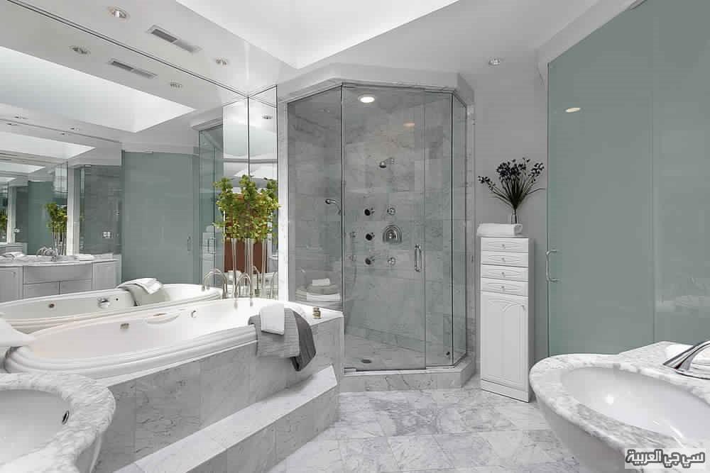 بالصور حمامات داخل غرف النوم , ديكور لغرف النوم ووجود حمام داخل الغرفه 3653 6