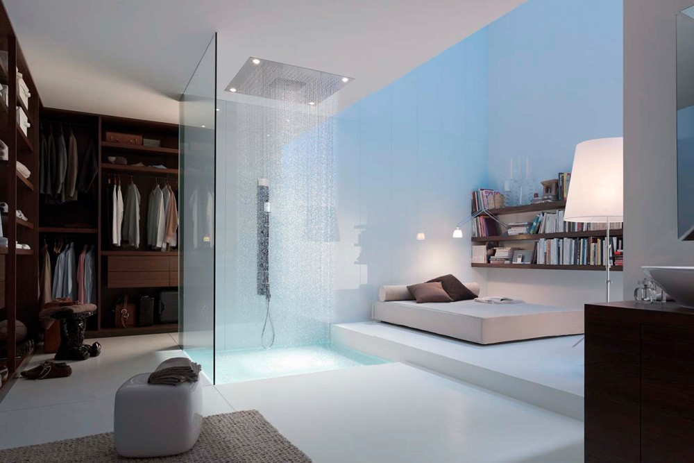 بالصور حمامات داخل غرف النوم , ديكور لغرف النوم ووجود حمام داخل الغرفه 3653 9