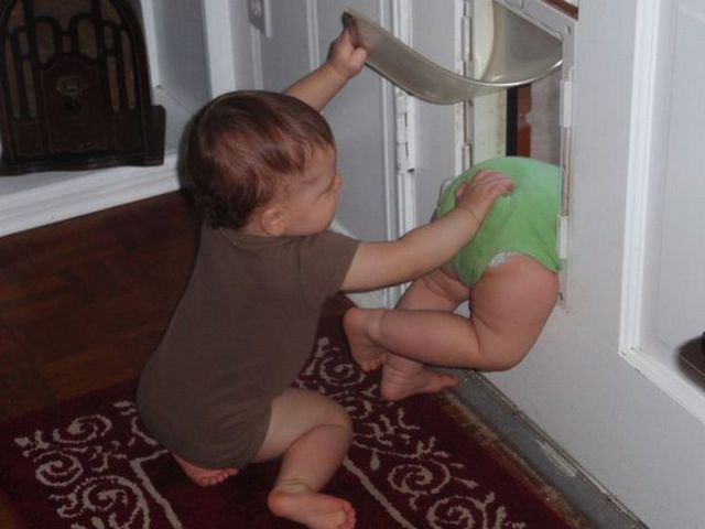 بالصور صور مضحكة للاطفال , هتموت من الضحك مع صور مضحكة للاطفال 3773 10