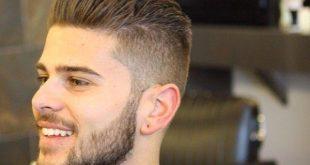 بالصور صور قصات شعر رجالي , احدث و اجمل طرق قصات الشعر الرجالية 3777 14 310x165