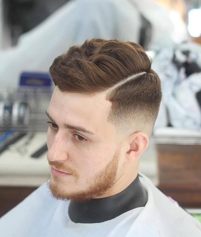 بالصور صور قصات شعر رجالي , احدث و اجمل طرق قصات الشعر الرجالية 3777 8