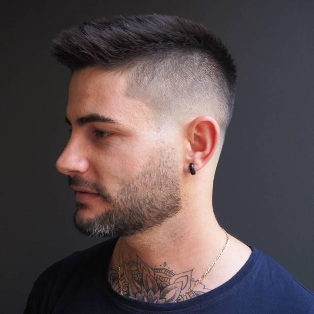 بالصور صور قصات شعر رجالي , احدث و اجمل طرق قصات الشعر الرجالية 3777 9