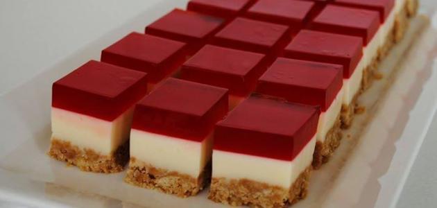 بالصور حلى سهل وسريع ولذيذ بالصور بالبسكويت , اسهل الحلويات اللذيذة و السريعة بالبسكويت 3786 6