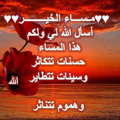 بالصور مساء الخير كلمات , عباراة مساء الخير 3809