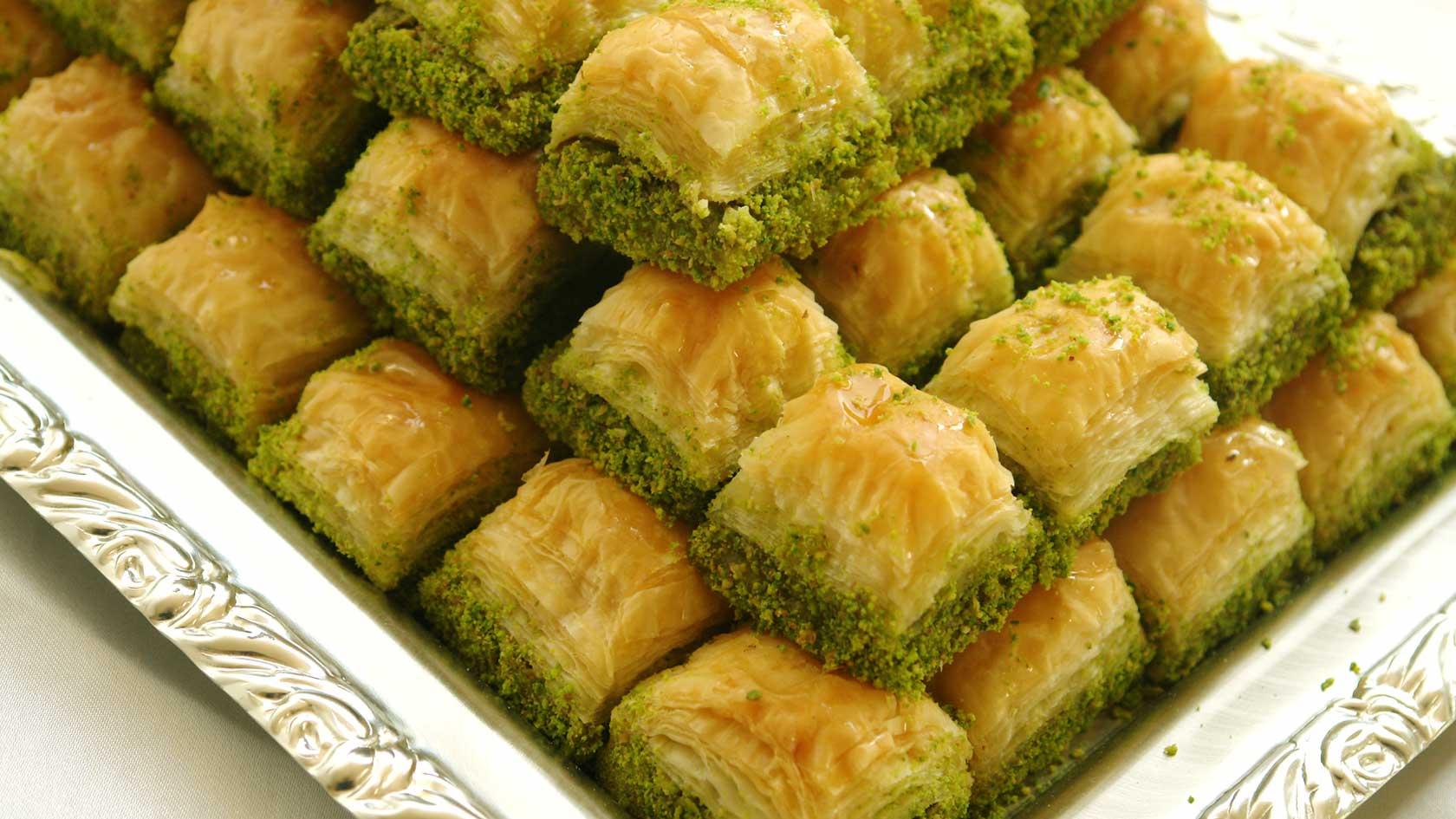 بالصور حلويات شرقية , اجمل صور للحلويات الشرقية 3813 11