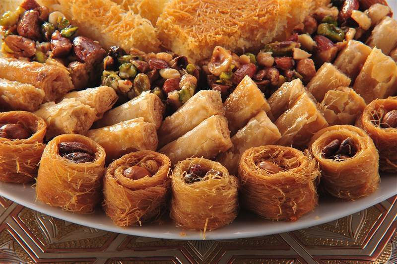 بالصور حلويات شرقية , اجمل صور للحلويات الشرقية 3813 7