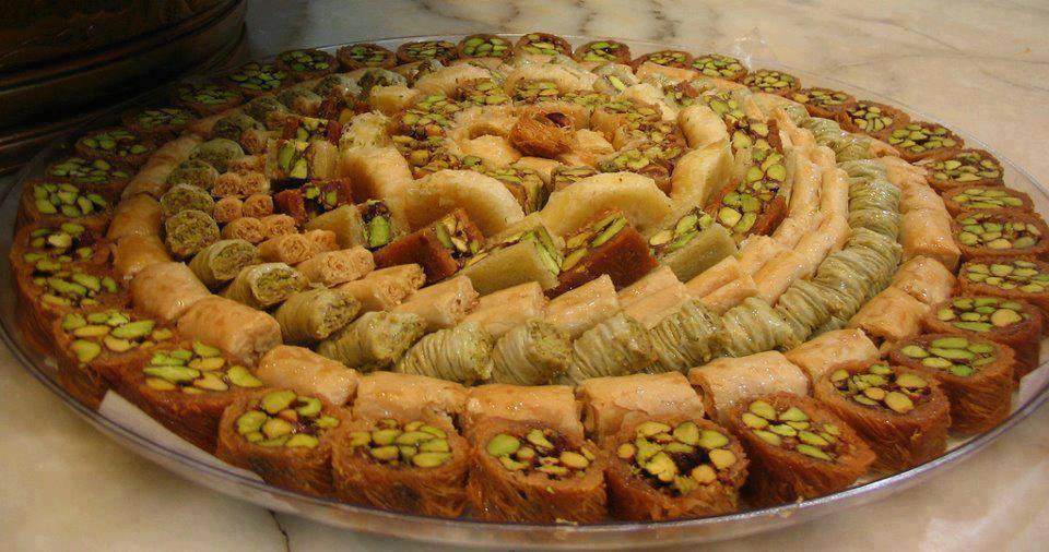 بالصور حلويات شرقية , اجمل صور للحلويات الشرقية 3813 8