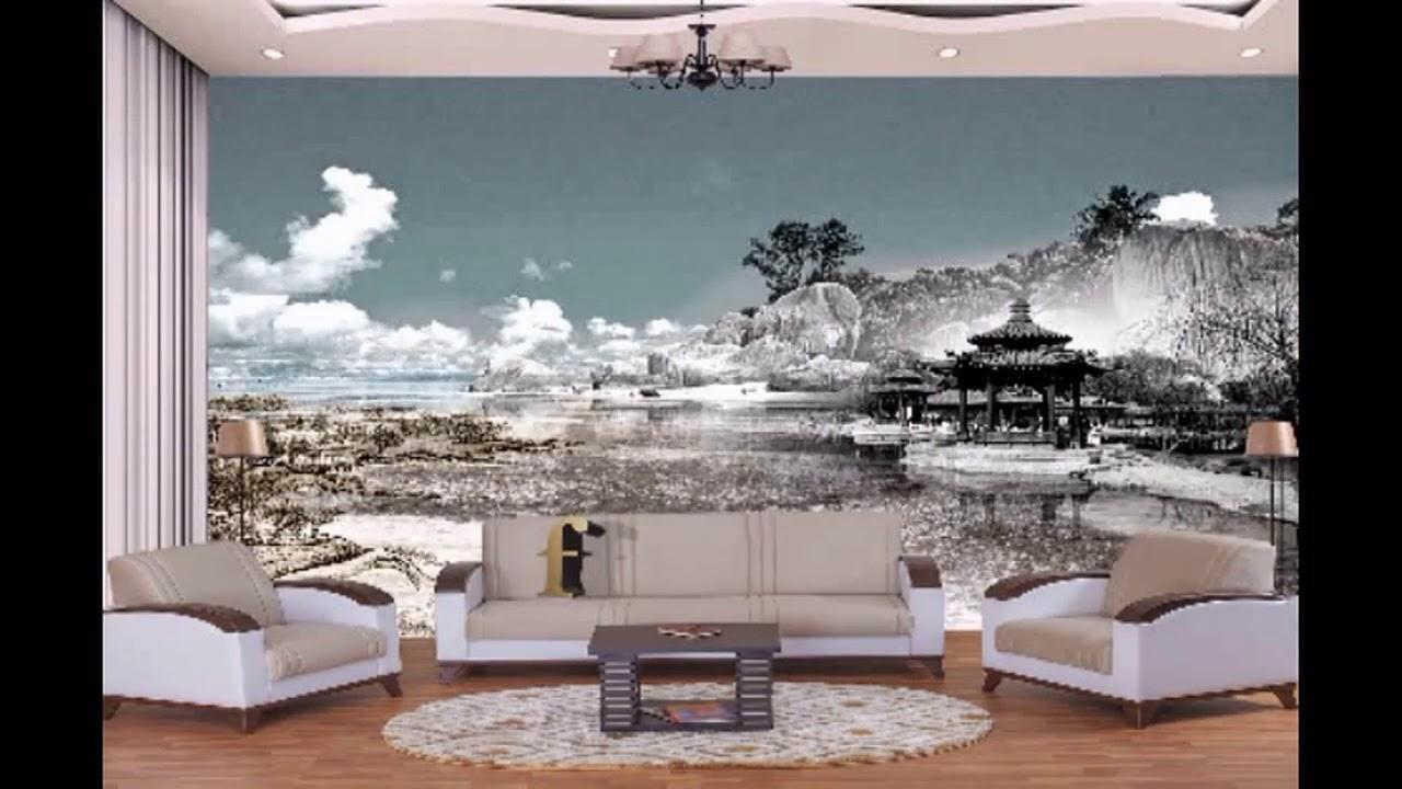 بالصور ورق جدران ثلاثي الابعاد , اجمل ديكورات حوائط بورق حدران ثلاثي الابعاد 3829 1