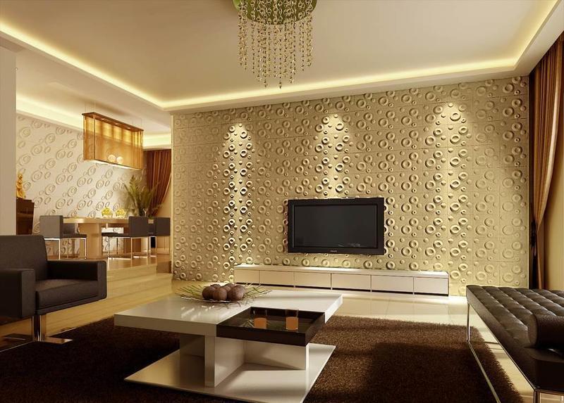 بالصور ورق جدران ثلاثي الابعاد , اجمل ديكورات حوائط بورق حدران ثلاثي الابعاد 3829 12