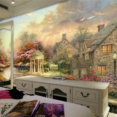 بالصور ورق جدران ثلاثي الابعاد , اجمل ديكورات حوائط بورق حدران ثلاثي الابعاد 3829 13