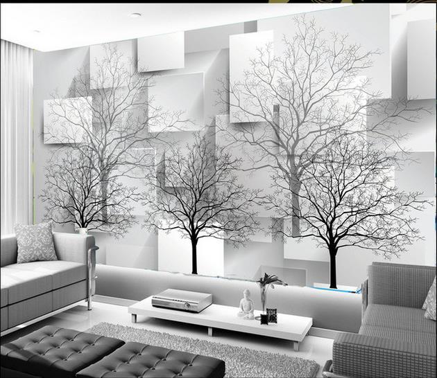 بالصور ورق جدران ثلاثي الابعاد , اجمل ديكورات حوائط بورق حدران ثلاثي الابعاد 3829 3