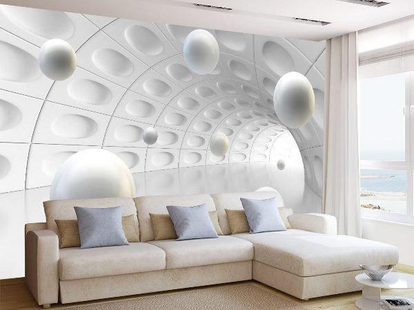 بالصور ورق جدران ثلاثي الابعاد , اجمل ديكورات حوائط بورق حدران ثلاثي الابعاد 3829