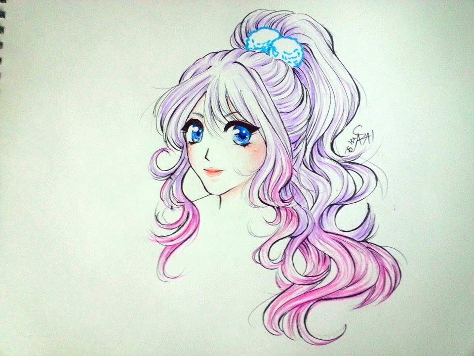 بالصور رسومات بنات جميلة , رسومات للبنات جميلة و روعة 3844 1