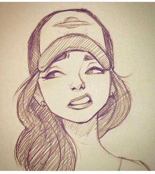 Best Pinterest Art: رسومات بنات جميلة , رسومات للبنات جميلة و روعة