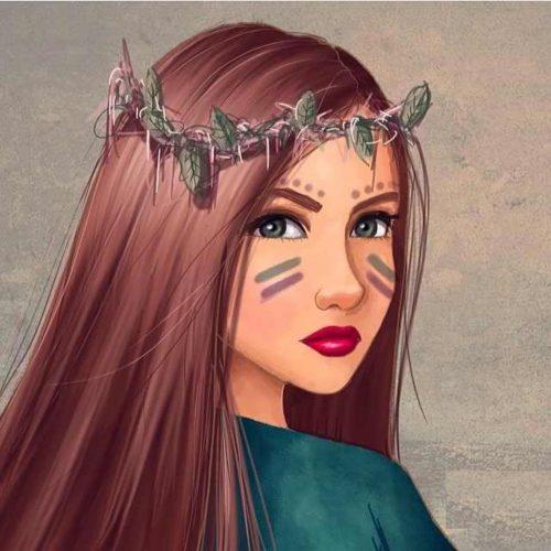 بالصور رسومات بنات جميلة , رسومات للبنات جميلة و روعة 3844 4