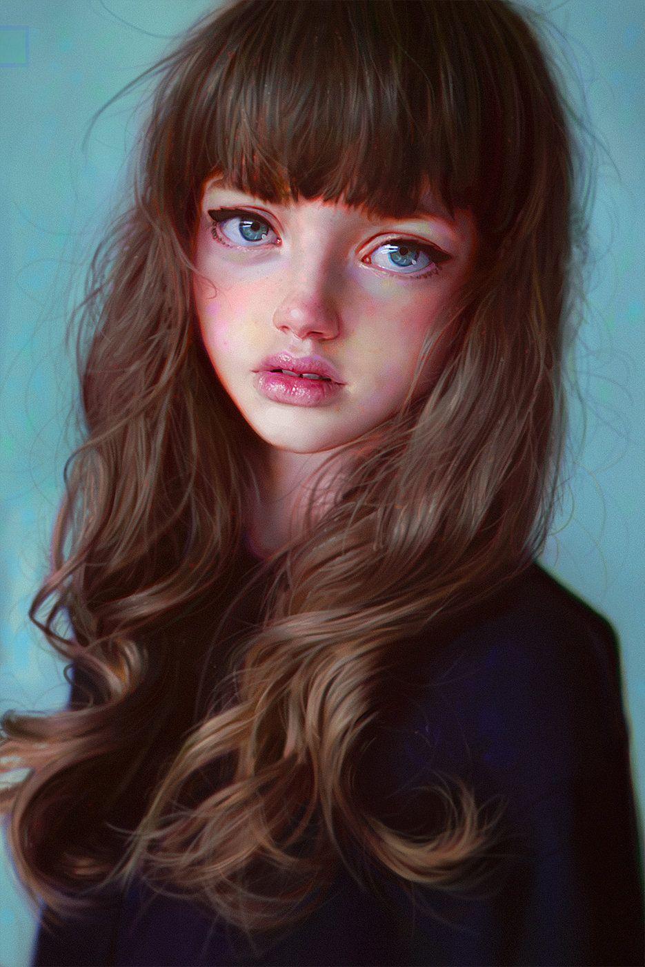 بالصور رسومات بنات جميلة , رسومات للبنات جميلة و روعة 3844 5