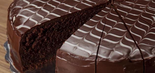 بالصور طريقة عمل كيكة الشوكولاته منال العالم , وصفة منال العالم لعمل كيكة الشيكولاتة 3857 2