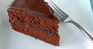 صوره طريقة عمل كيكة الشوكولاته منال العالم , وصفة منال العالم لعمل كيكة الشيكولاتة