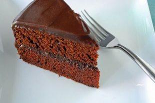 بالصور طريقة عمل كيكة الشوكولاته منال العالم , وصفة منال العالم لعمل كيكة الشيكولاتة 3857 3 310x205