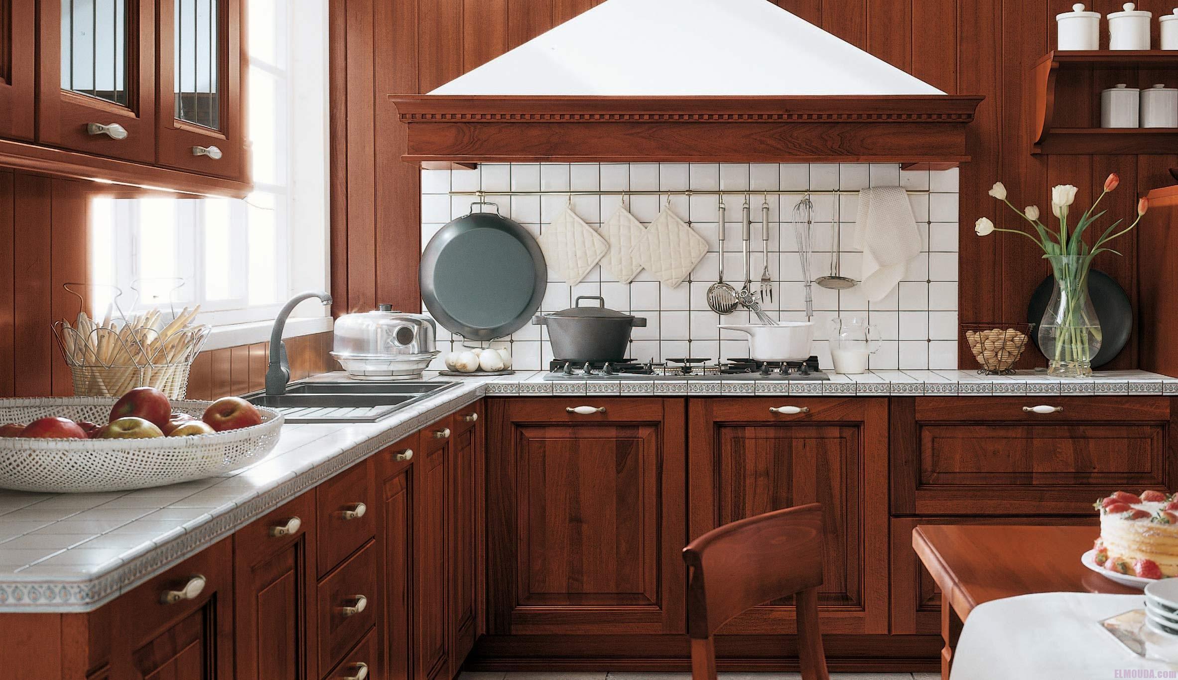 بالصور ديكور المطبخ , احدث تصميمات ديكورات المطابخ 3902 12
