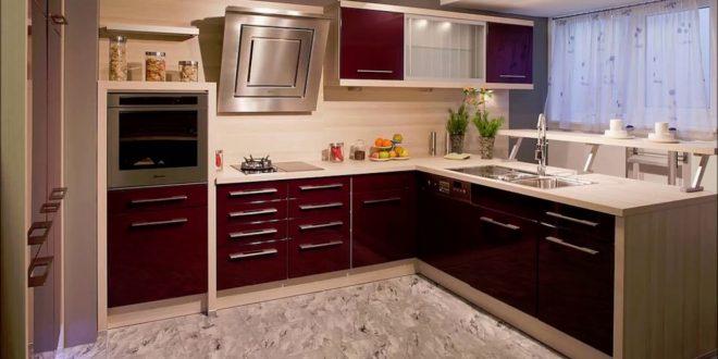 صور ديكور المطبخ , احدث تصميمات ديكورات المطابخ