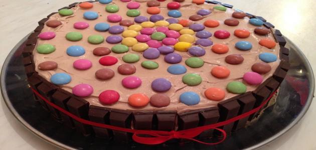 صور طريقة تزيين الكيك , شاهد طرق جميلة لتزيين الكيك