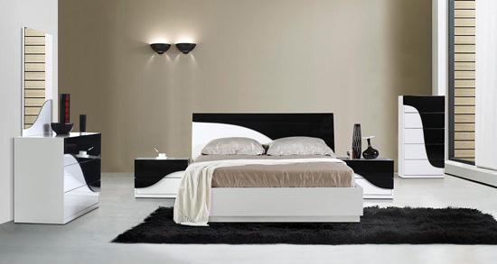 بالصور غرف نوم حديثه , احدث اشكال غرف النوم 3947 9