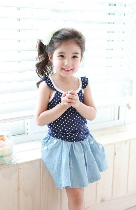 بالصور بنات كوريات صغار , بنات كوريا الصغار الجميلات 3957 6
