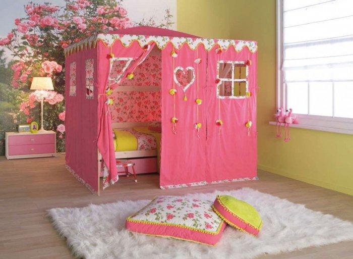 صور غرف نوم اطفال بنات , صور غرف نوم اطفال بنات جديدة و جميلة