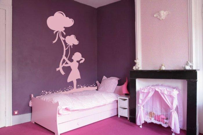 بالصور غرف نوم اطفال بنات , صور غرف نوم اطفال بنات جديدة و جميلة 3989 10