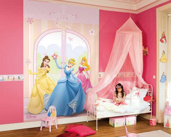 بالصور غرف نوم اطفال بنات , صور غرف نوم اطفال بنات جديدة و جميلة 3989 12