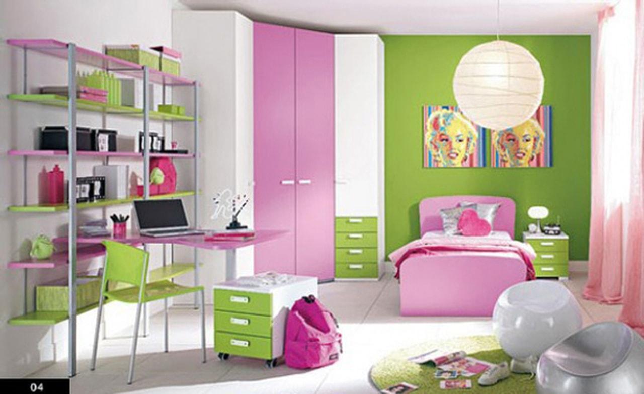 بالصور غرف نوم اطفال بنات , صور غرف نوم اطفال بنات جديدة و جميلة 3989 13