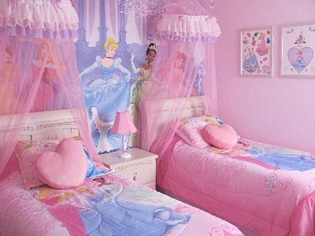 بالصور غرف نوم اطفال بنات , صور غرف نوم اطفال بنات جديدة و جميلة 3989 15