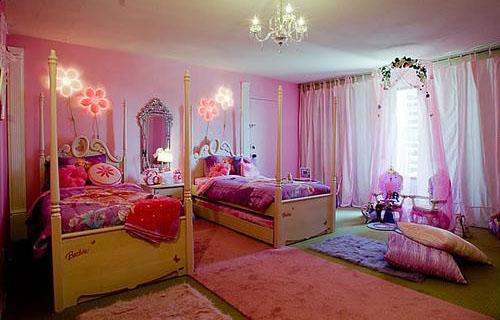 بالصور غرف نوم اطفال بنات , صور غرف نوم اطفال بنات جديدة و جميلة 3989 16