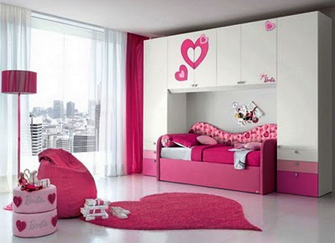 بالصور غرف نوم اطفال بنات , صور غرف نوم اطفال بنات جديدة و جميلة 3989 17