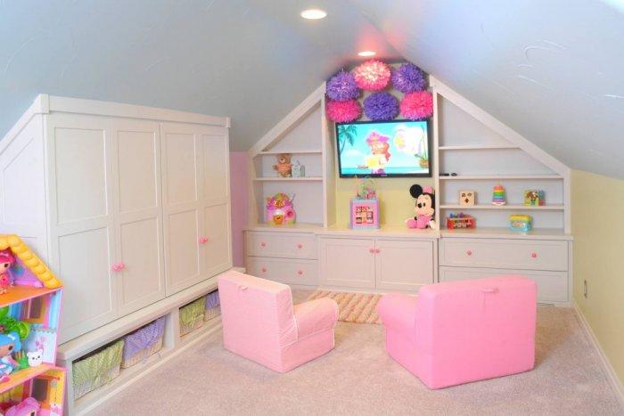 بالصور غرف نوم اطفال بنات , صور غرف نوم اطفال بنات جديدة و جميلة 3989 3