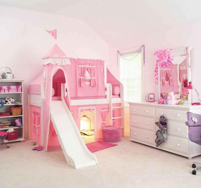 بالصور غرف نوم اطفال بنات , صور غرف نوم اطفال بنات جديدة و جميلة 3989 7