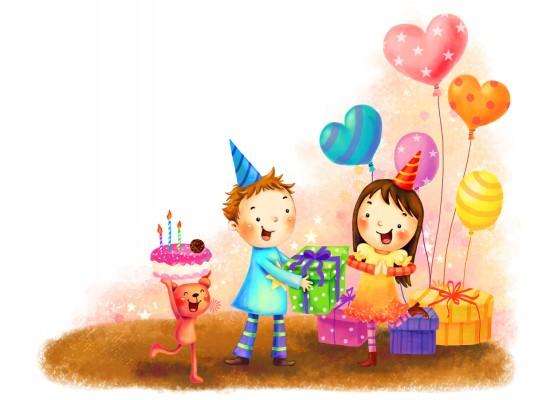 بالصور بوستات اعياد ميلاد , رمزيات اعياد ميلاد مبهجة و جميلة 4049 11