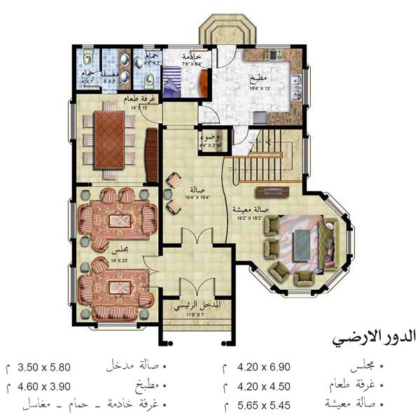 بالصور تصاميم منازل , اجدد و اجمل تصميمات المنازل 4050 8