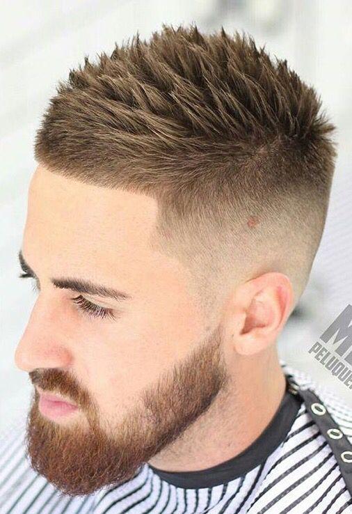 بالصور اجمل قصات الشعر للرجال , قصات شعر رجالية جديدة و مختلفة 4053 2