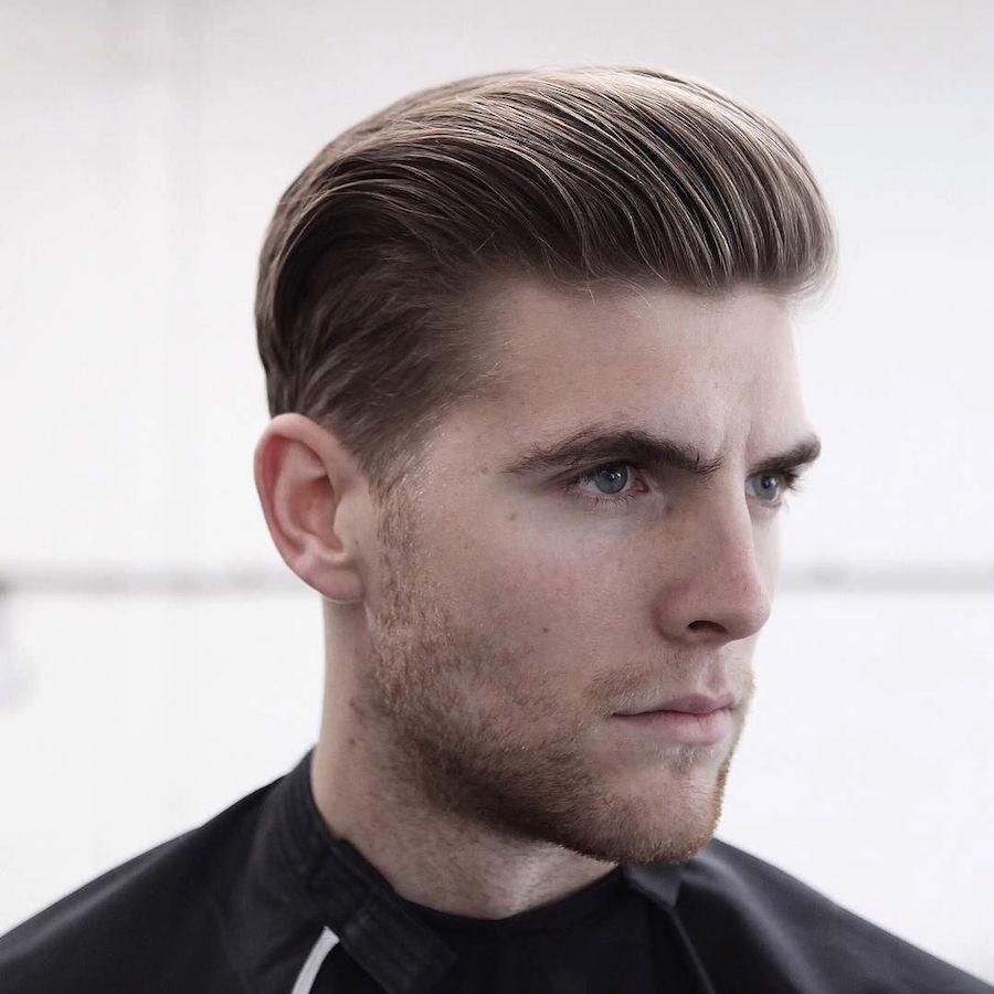 بالصور اجمل قصات الشعر للرجال , قصات شعر رجالية جديدة و مختلفة 4053 5