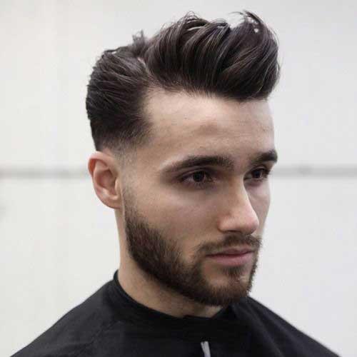 بالصور اجمل قصات الشعر للرجال , قصات شعر رجالية جديدة و مختلفة 4053 6