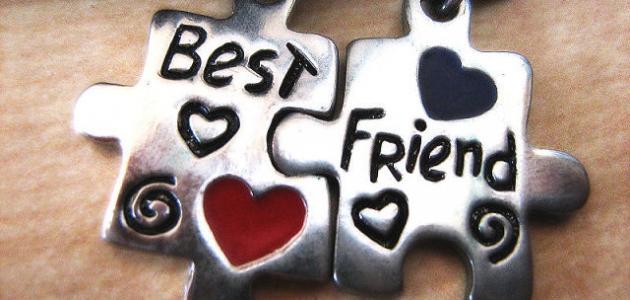 بالصور منشورات عن الصداقة , تعبيرات روعة عن الصداقة 4080 9