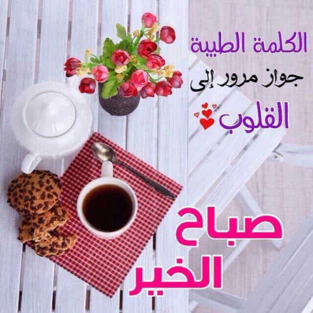 بالصور كلام عن صباح الخير , عبارات عن صباح الخير 4091 8