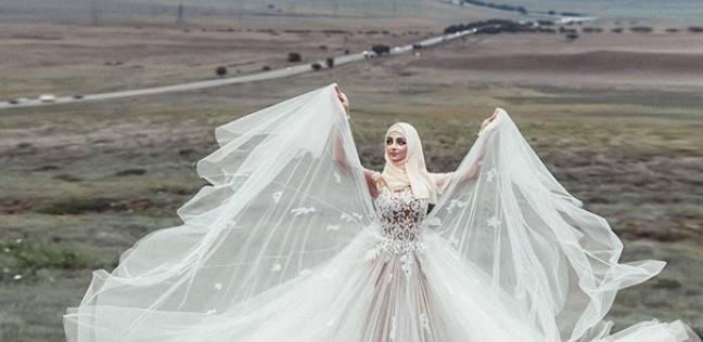 بالصور فساتين زفاف فخمه , شاهد افخم و اجمل فساتين زفاف 4107 11