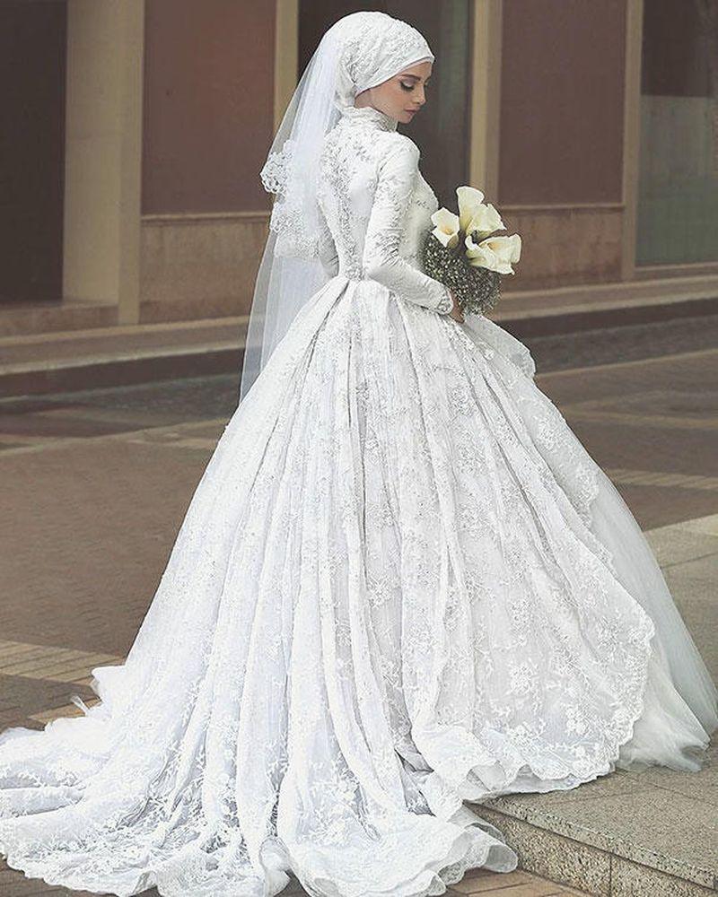 بالصور فساتين زفاف فخمه , شاهد افخم و اجمل فساتين زفاف 4107 14