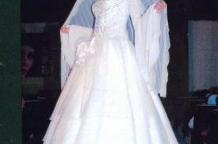 بالصور فساتين زفاف فخمه , شاهد افخم و اجمل فساتين زفاف 4107 15 310x205