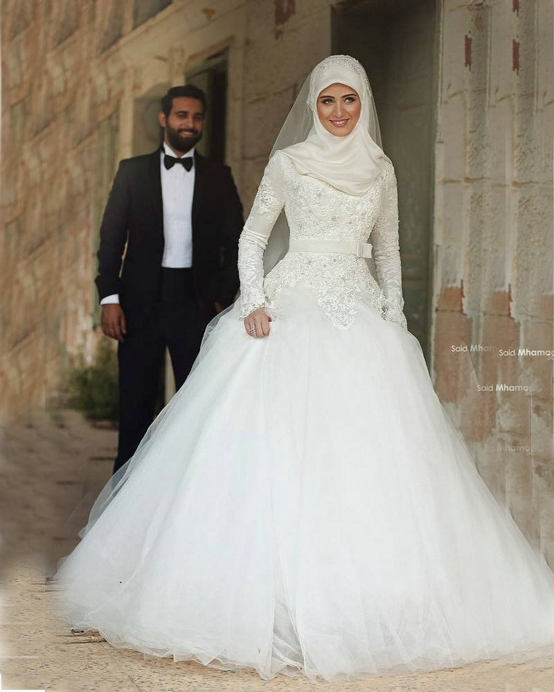 بالصور فساتين زفاف فخمه , شاهد افخم و اجمل فساتين زفاف 4107 8