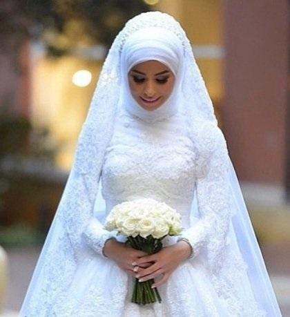 بالصور فساتين زفاف فخمه , شاهد افخم و اجمل فساتين زفاف 4107 9